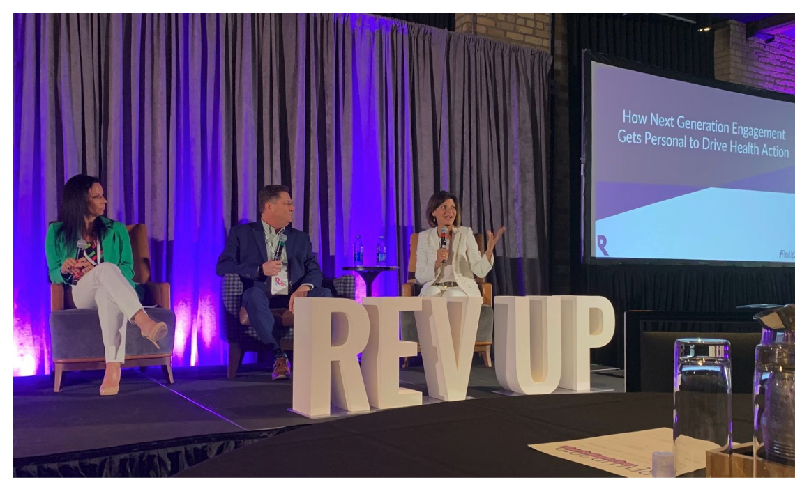 Healthcare Innovation Strategies from RevUp 2019